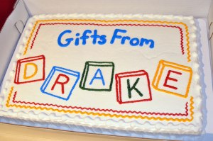 First-Ever Gifts From Drake Fundraiser